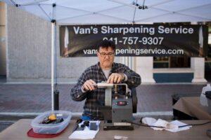 Van's Sharpening Service