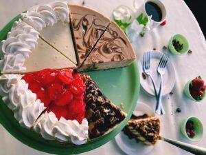 Sylvia's Heavenly Cheesecakes